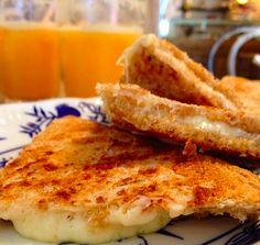 Misto quente com queijo gruyere! (Leckerhaus, Porto Alegre, RS   São Paulo, SP, Brasil)