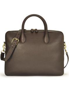 Soft Gents Briefcase - Ralph Lauren Briefcases & Folios - RalphLauren.com