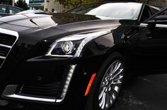 111111111126 2014 Cadillac CTS4 2.0T  -CarRevsDaily.com
