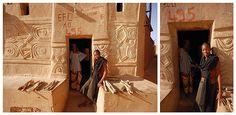 Zinder, Niger by Swiatoslaw Wojtkowiak