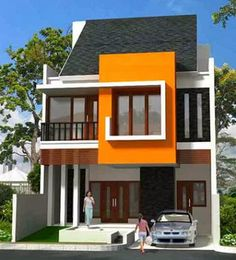 55 Best Rumah Minimalis Cantik Images On Pinterest Alcove Home