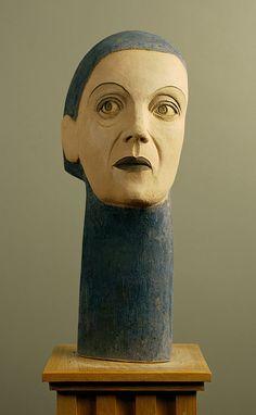 Jean Muir by Glenys Barton - Scottish National Portrait Gallery