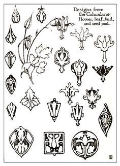Constructing Art Deco Emblems   Fontcraft: Scriptorium Fonts, Art and Design