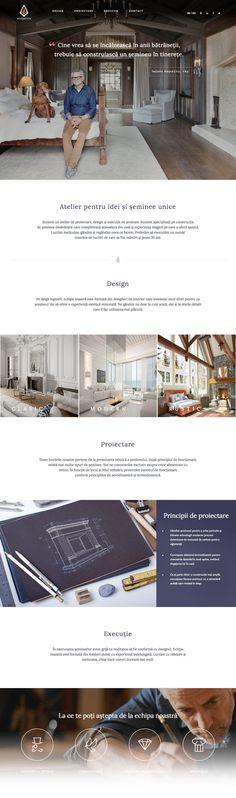 Seminee Cluj Mondstein (More web design inspiration at topdesigninspiration.com) #design #web #webdesign #sitedesign #responsive #ux #ui