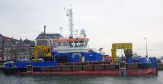 In de Rijnmond 8 november 2015 in de haven van Maassluis  de nieuwe INNE K imonummer 9732735, http://koopvaardij.blogspot.nl/2015/11/in-de-rijnmond.html