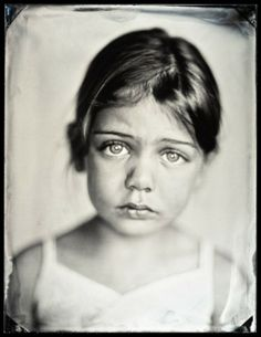 Tintype Potraits by Michael Shindler