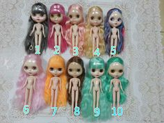Free shipping ON sale Blyth doll Multi choices