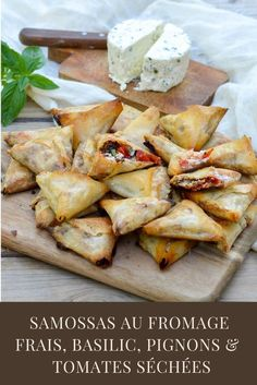 Veggie Recipes, Appetizer Recipes, Vegetarian Recipes, Cooking Recipes, Healthy Recipes, Tapas, Salty Foods, Quesadillas, Empanadas