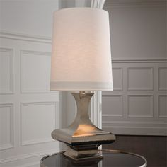 Fancy lighting, Hammered Table Lamp