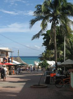 playa del carmen - loved the shopping there!!