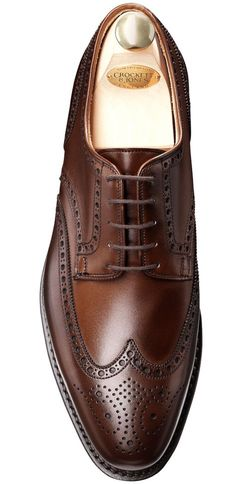 Swansea Darkbrown Calf | Crockett & Jones
