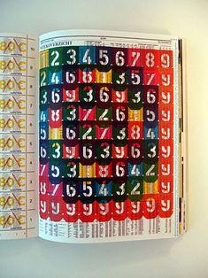 Karel Martens: Printed Matter / a reprint of the Dutch graphic designer's beautiful work.