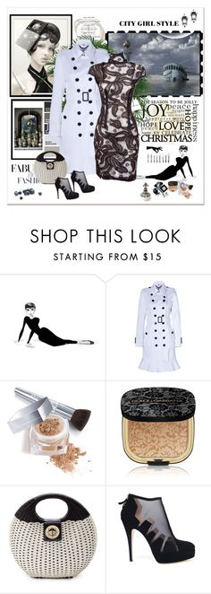 """""""Untitled #360"""" by etaf ❤ liked on Polyvore featuring Chiara P, Burberry, Christian Dior, Dolce&Gabbana, Kate Spade, Bionda Castana, women's clothing, women, female and woman"""