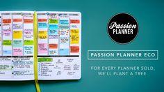 Passion Planner Eco: Growing Together. by Angelia Trinidad —  Kickstarter