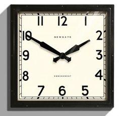 Embankment Wall Clock - Clocks - Home Accents - Home Decor   HomeDecorators.com