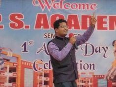 Motivational Talk with Ravindra Sahu at Kota. Baseball Cards, Motivation, Inspiration