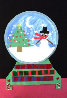 """From exhibit """"5 - Snowglobes""""  by Shannon1003"""