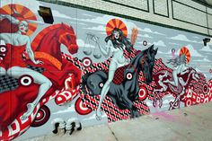 Tristan Eaton (2012) - Willliamsburg, New York City (USA)