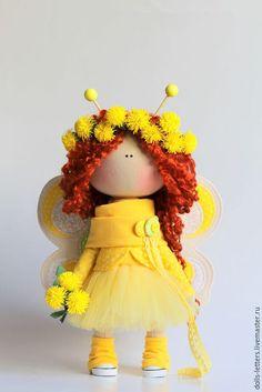 Человечки ручной работы. Текстильная кукла!. Ольга Пономарёва. Ярмарка Мастеров…