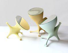mirror cones