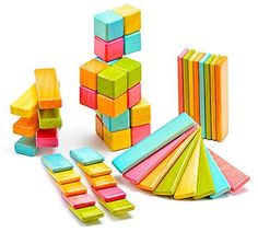Enter to win a set of magnetic blocks from @tegutoys! #giveaway