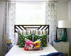 Guest bedroom by Krystine Edwards Design, Charleston SC