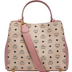 white chloe bag - MCM Corina Visetos Small Shoulder Bag   Handbags   Pinterest ...