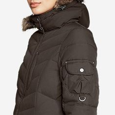 Women's Sun Valley Down Parka Womens Snowboard Jacket, Warm Down, Sun Valley, Down Parka, Eddie Bauer, Hand Warmers, Canada Goose Jackets, Winter Jackets, Clothing