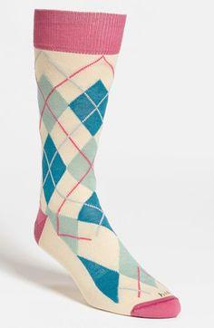 hook + ALBERT Argyle Socks