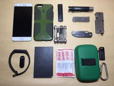 Has been proven over the years  submitted by Frank Weingart  Xiaomi Mi 5  Speck Products CandyShell Case iPhone 6/6S  KIYA Nail clipper Black Steel Nail Clipper  Thrunite t10  Specialized EMT mini multitool  Leatherman Micra  Titanium Bead Blasted Mini Q Key Organizer with Knife - Raw Hardware Drop Point Blade  CRKT Pazoda  Original Xiaomi Mi Band 2 Heart Rate Monitor Smart Wristband With OLED Display - BLACK  Moleskine Volant Notebook (Set of 2 ) Extra Small Ruled Light Violet Brilliant…