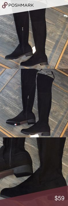 45938456c Catherine Malandrino Verona Over the Knee Boot NWT pair of amazing Catherine  Malandrino Verona Over the Knee Boots!!! These are appropriately 22†Tall.