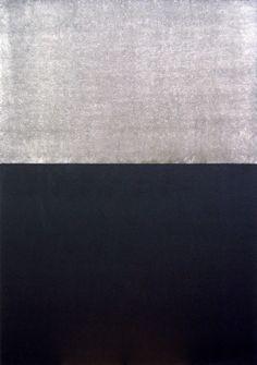 Frances Raboen :: Zen :: acrylic on aluminum :: 84x118 cm :: 2014