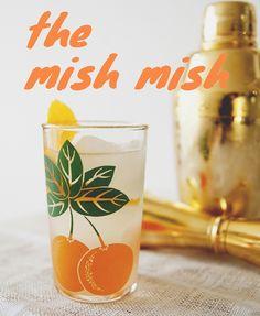 Mish Mish Cocktail