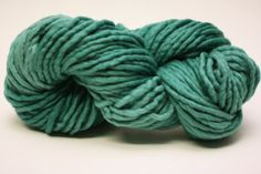 Super Bulky Yarn  Single Ply sp Hand dyed Merino by 1AZColorworks, $14.75