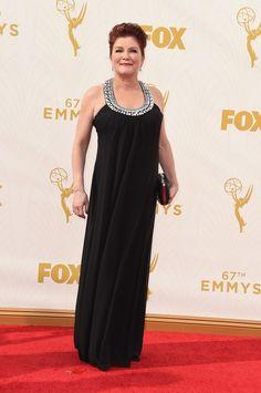 Kate-mulgrew - Emmy dress