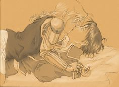 KAI & CINDER - This is PERFECT! THE FEEEELLLLSSSS!!!!! THE FEELSSSS!!!!!!!!!!!!!