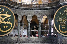 Piękna Hagia Sophia za czasów przedremontowych. Teraz płyną do niej miliony lir i na kilkanaście miesięcy połowę meczetu zajmują rusztowania i siatki.  #Stambul #Turcja #zwiedzanie #podroze #zabytki #HagiaSophia #meczet #Sultanahmet #architektura #muchawsieci