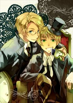Artie and I~!