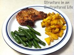 What We're Eating This Wee on Structure in an Unstructured Life