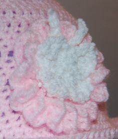 gorgeous easy crochet flower embellishments