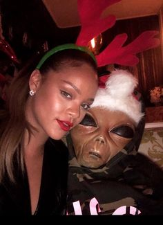 Rihanna via instagram story