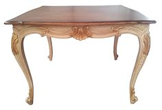 Louis XV Game Table on OneKingsLane.com