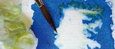 how to fix mistakes in watercolour