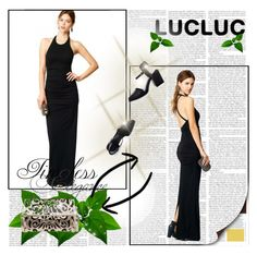 """""""lucluc"""" by dzenyy ❤ liked on Polyvore featuring lucluc"""