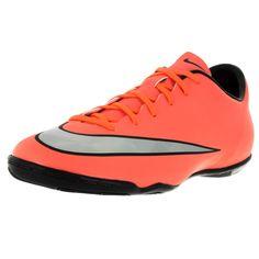 Nike Men's Mercurial Victory V Ic Brightt Magenta/ Silver/ Trq Indoor Soccer Shoe