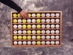 60 Baseball or Hockey Puck Display case « StoreBreak.com – Away from the busy stores