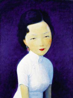 Chinese modern art 刘野先生