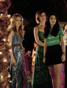 90210 ( série) Naomie, Silver  Annie