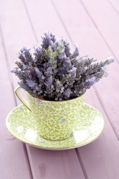 Relaxing Lavender has antiseptic properties, too! For more interesting info on lavender, visit my blog: http://2dpeacefulvalleyboutique9.blogspot.com/