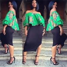 Trendy clothing on latest african fashion look 935 Ankara Styles For Women, African Dresses For Women, African Attire, African Wear, African Women, African Style, African Fashion Designers, African Inspired Fashion, African Print Fashion
